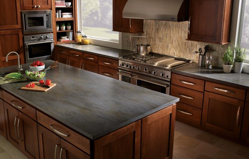 solid surface countertops in lafayette indiana